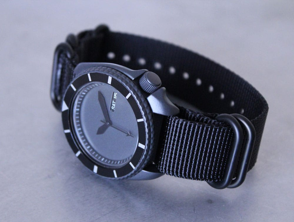stealth watch p inspired ion field vintage szanto black htm watches plated military